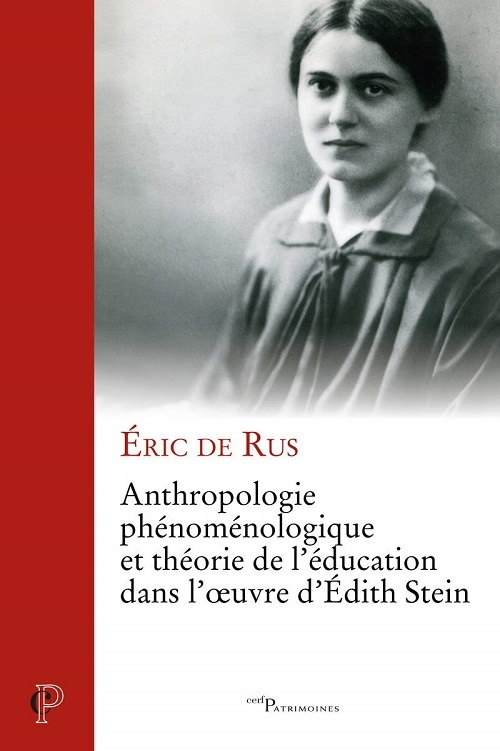 De-Rus-Eric-Edith-Stein-couv.