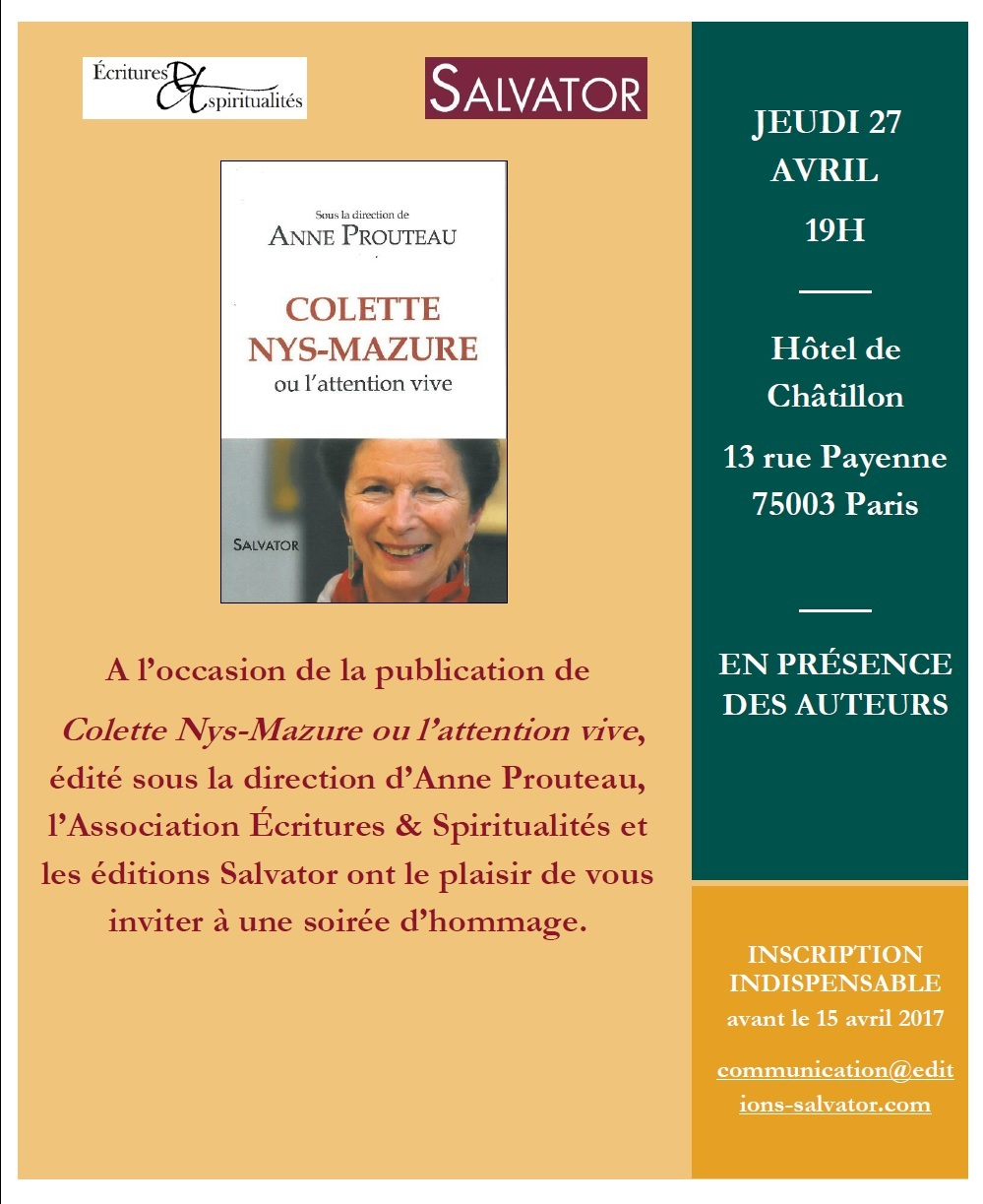 Flyer soirée hommage - Paris
